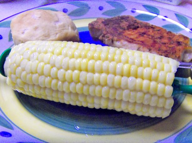 Shirley's Perfect Steamed Corn on the Cob Every Time!
