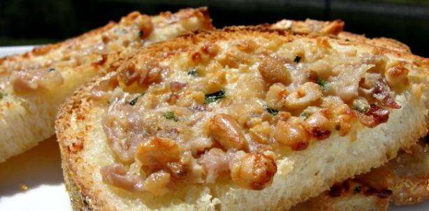 Prosciutto & Pine Nut Bruschetta