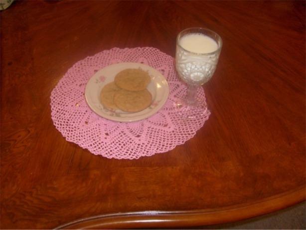 Butter-Pecan Cookies