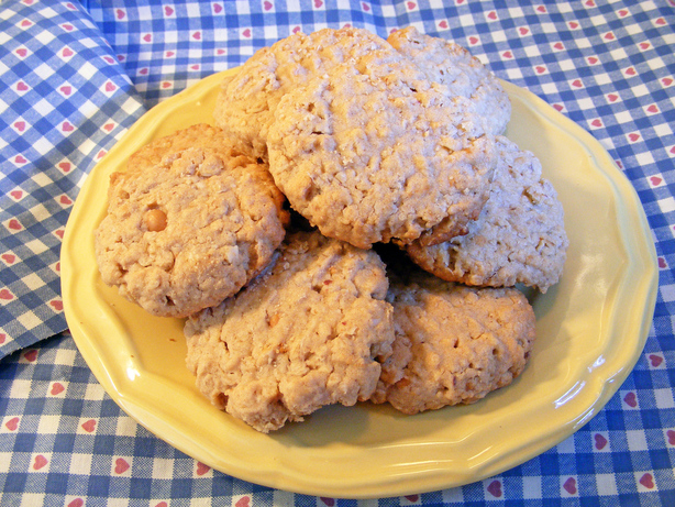 Awesome Peanut Butter Oatmeal Cookies!!!