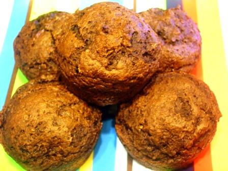 Healthy Mystery Muffins