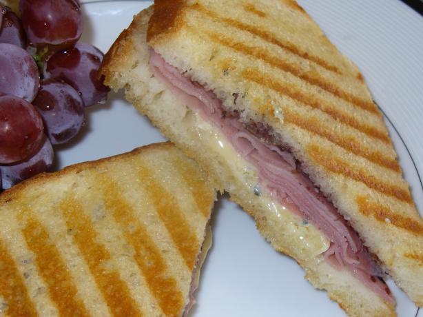 Ham and Brie Panini (Sandwich)