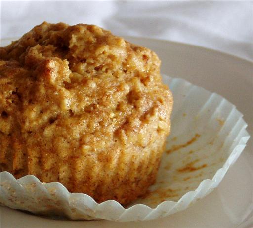 Applesauce Spice Muffins (Kelloggs)