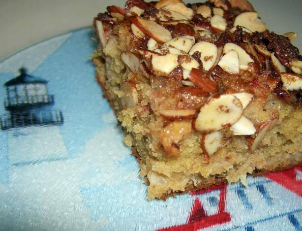 Rhubarb Muffin Squares