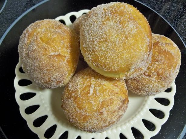 Fastnachts (German Doughnuts)