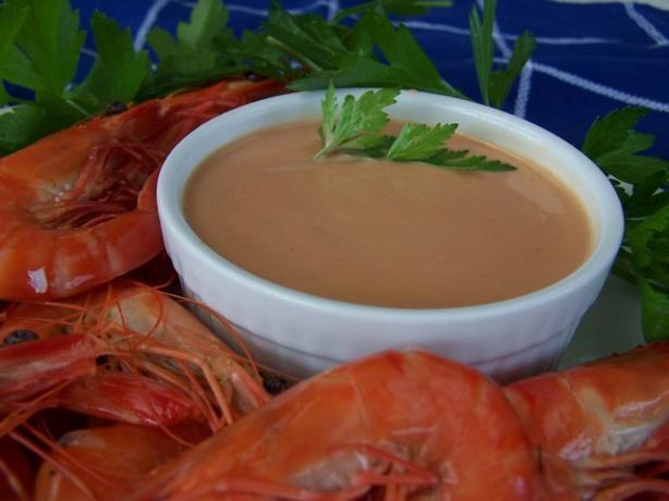 Marie Rose (Seafood) Sauce