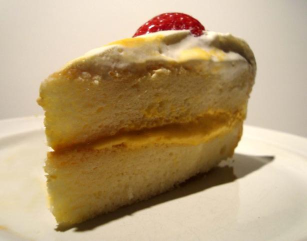 Never-Fail Sponge Cake