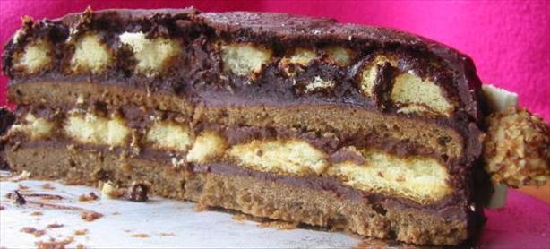 Devonshire Chocolate Sponge