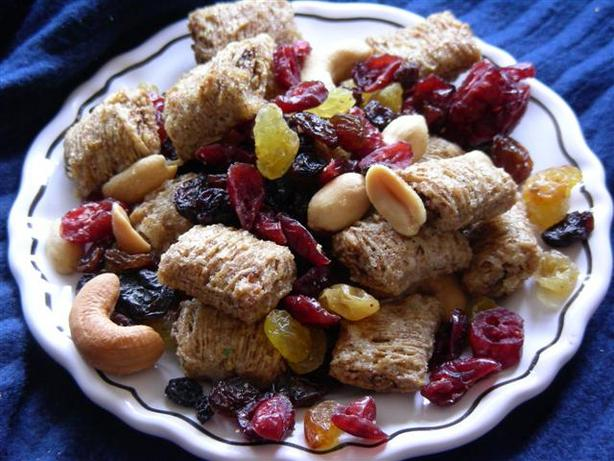 Nuts 'n Fruit Munch Mix