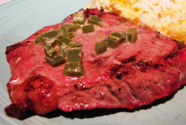 La Junta Jalapeno Steaks