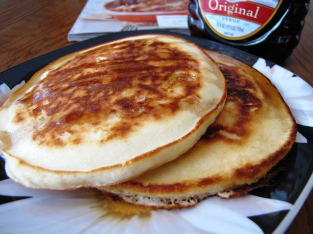 Big Apple Pancakes