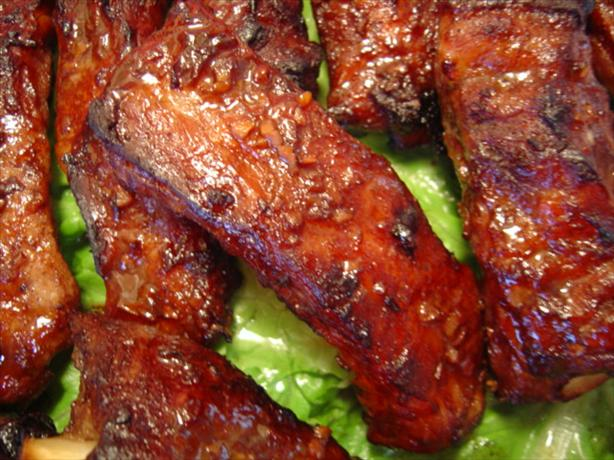 Chinese Fragrant Spareribs