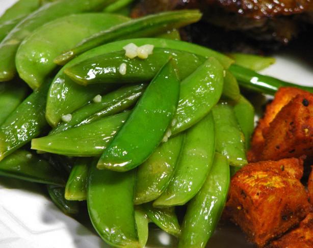 Gingered Sugar Snap Peas - Australia