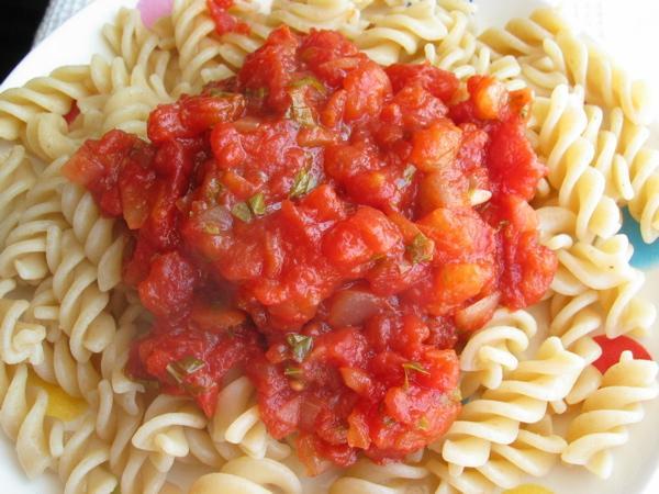 Simple Marinara Sauce