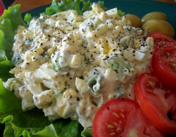 Amanda's Easy Egg Salad