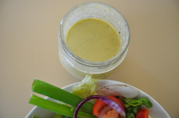 Creamy Caesar Salad Dressing-Pampered Chef