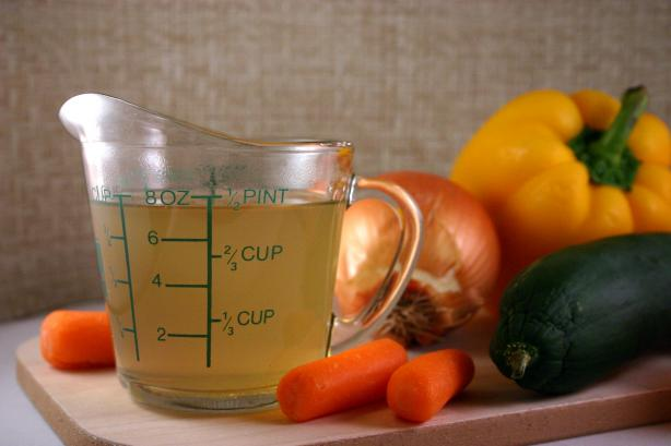 Rich Vegetable Stock
