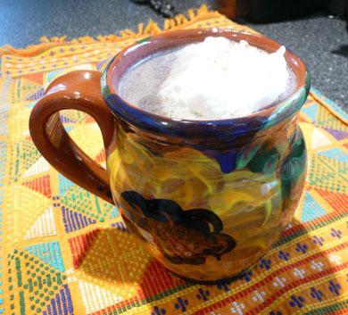 Chocolate Chai Tea