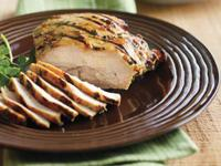 Grilled Butterflied Turkey Breast