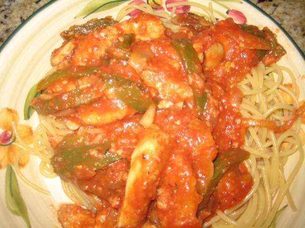 Copycat Olive Garden Chicken San Remo