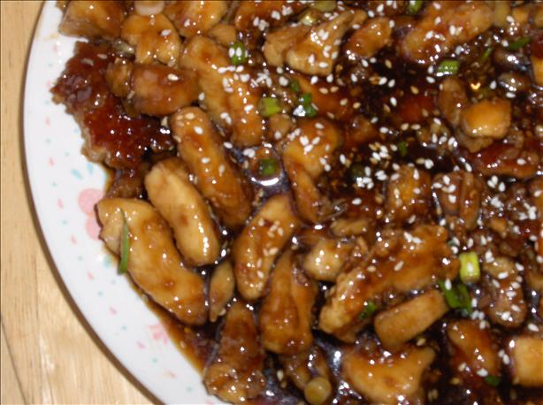 Favorite Sesame Chicken
