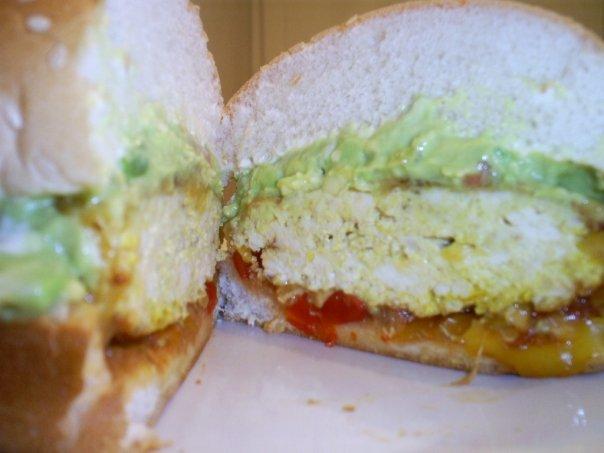 Vita-B Chicken Burgers