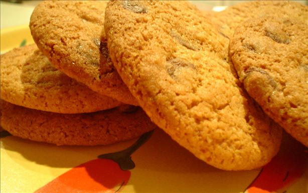 Spicy Choc Chip Cookies