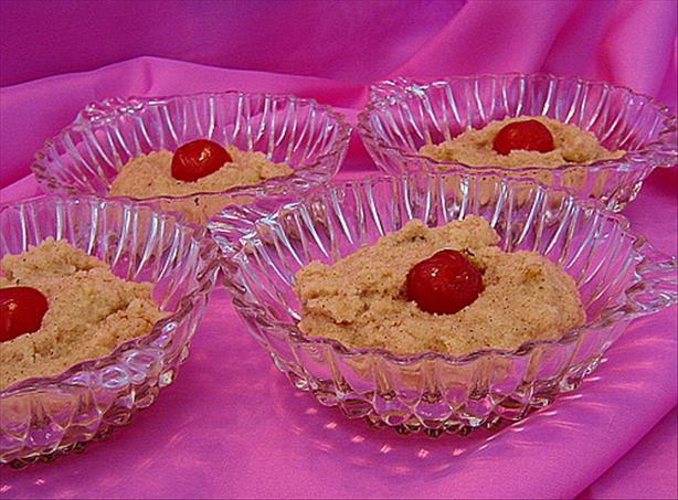 Greek Halva (A Semolina Pudding)