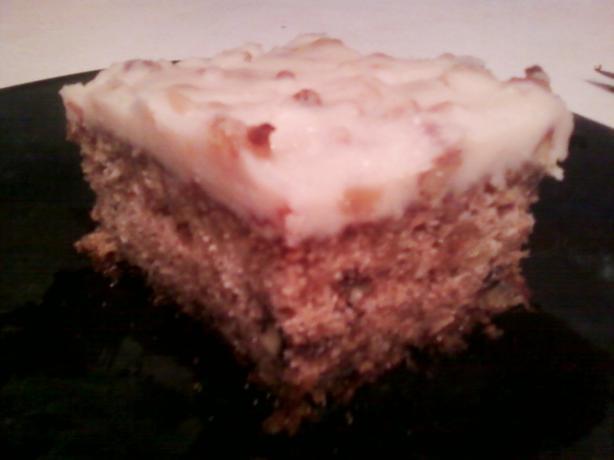 Swedish Nut Cake