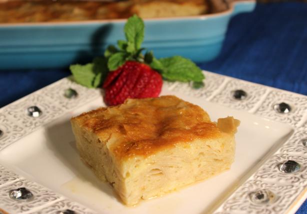 Portokalopita - Greek - Sweet Orange Pie