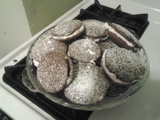 Whoopie Pies (Or Devil Dogs)