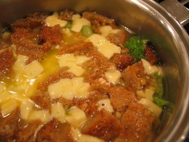Cabbage Soup, Valtellina Style