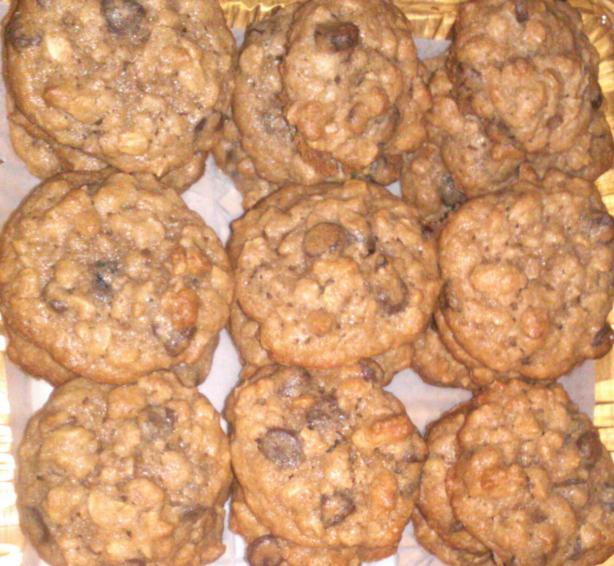 Granola Cereal Cookies
