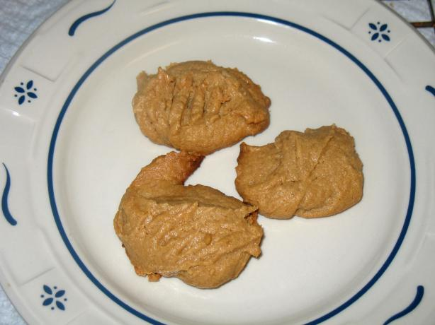 Lowest Calorie Peanut Butter Cookies Ever!!!