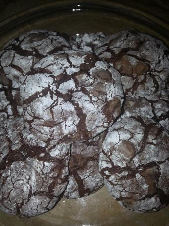 Brownie Mix Double Chocolate Chip Cookies