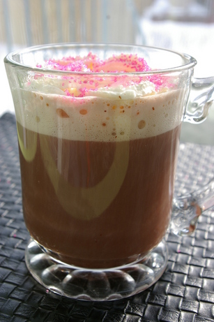 Hot Chocolate for a Restful Afternoon (Adult)