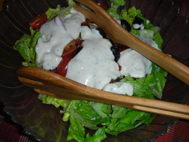 Kittencal's Creamy Ranch Dressing/Dip