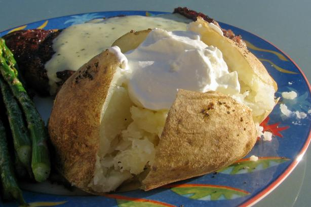 Savory Baked Potatoes