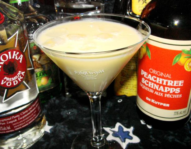 Tropical Cream Martini