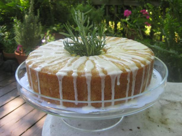Meyer Lemon Cake With Lemon-Cream Cheese Frosting