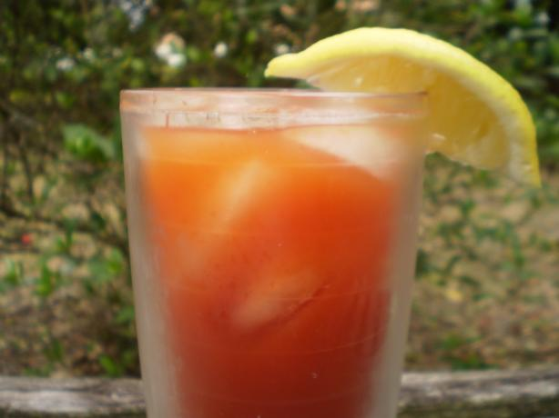 Spicy Cajun Bloody Mary Mix