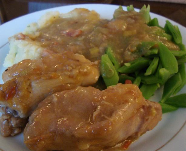 Chicken N Mushroom Casserole a La Joy