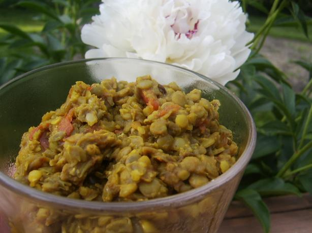 Spicy Lentils (South Africa)