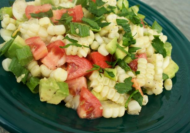 Corn Salad Delight