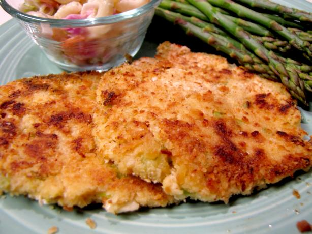 Crab Cakes-Creole Style