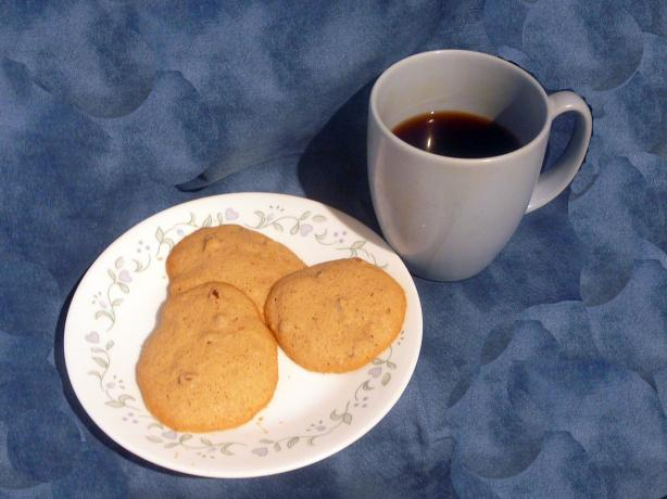 Coffee Drop Cookies