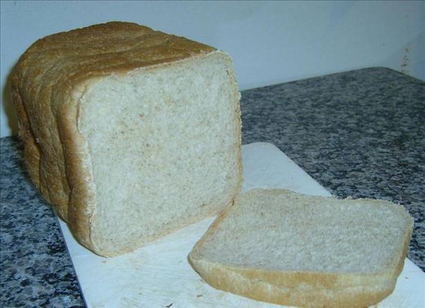 Butter Honey Wheat Bread