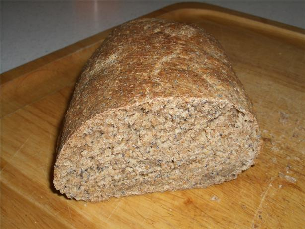 Poppy Seed Maple Bread (Abm)