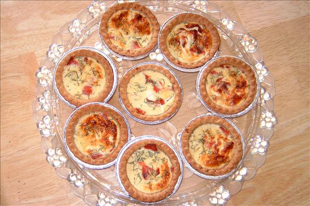 Quick'n'Easy Seafood Tarts