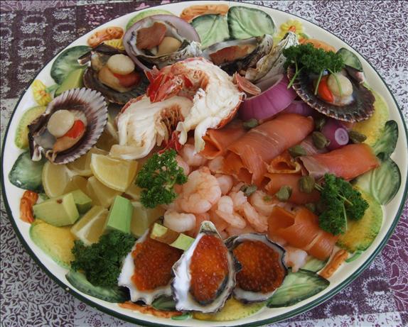 Australian Seafood Platter